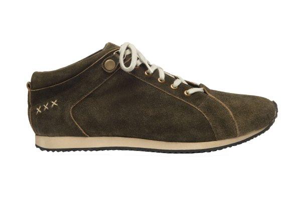 Trachten Sneaker, Stockerpoint Modell 1310 bison havanna