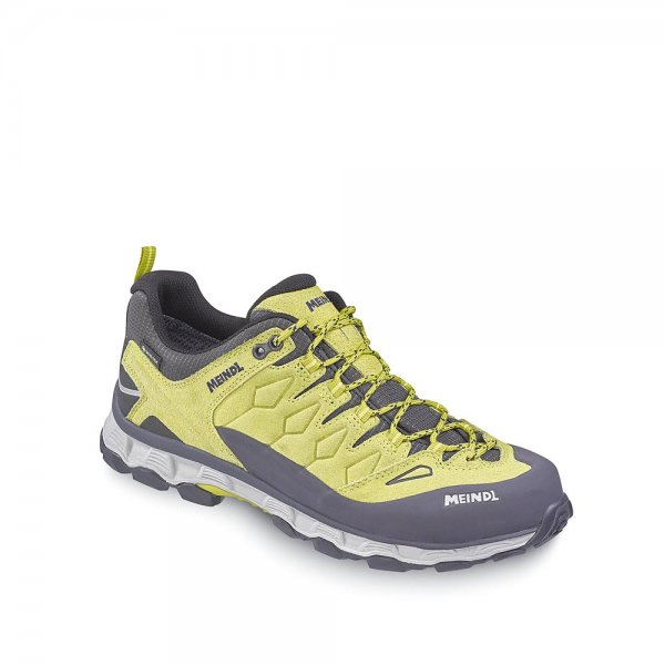 Meindl Lite Trail GTX gelb / graphit