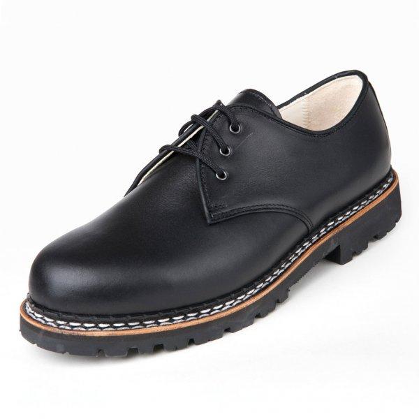 Meindl Sasel schwarz, Business Schuhe der Marke Meindl