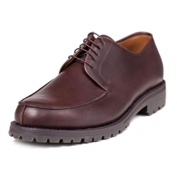 Norweger braun Boston, Business Schuhe der Marke Haferl