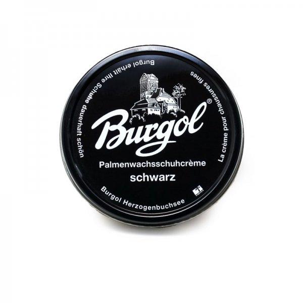 Burgol Schuhwachs - schwarz