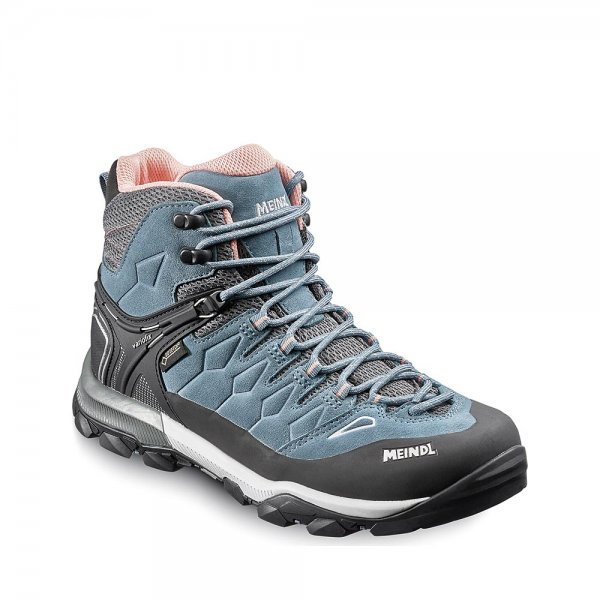 Meindl Tereno Lady Mid GTX jeans / lachs